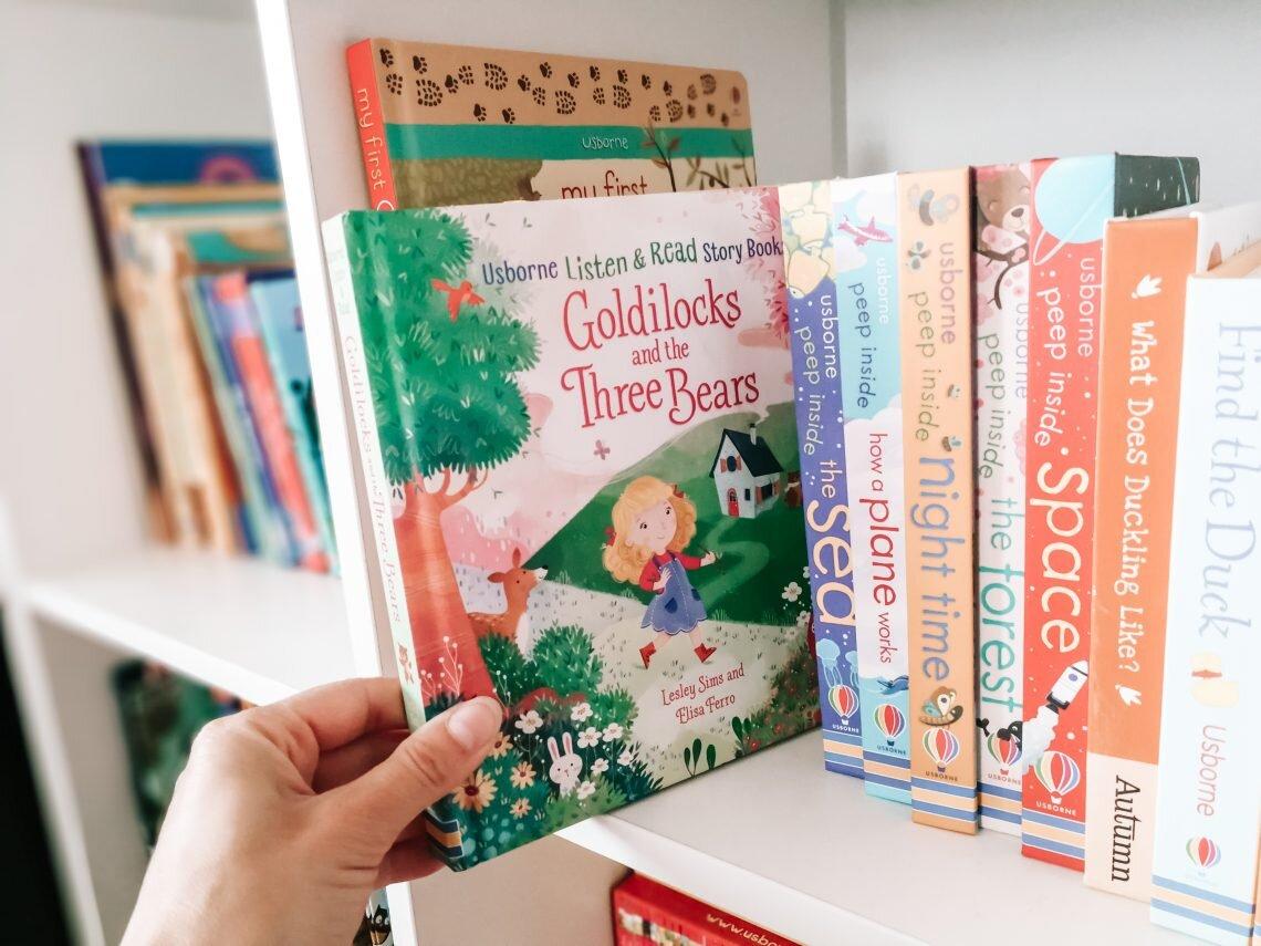 książki dla dzieci po angielsku współpraca Usborne przedstawicielka