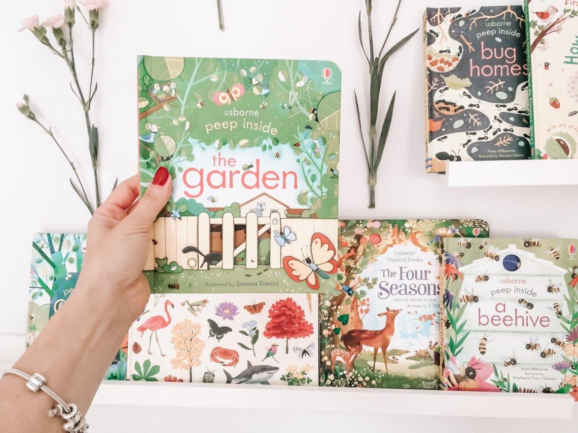 książki dla dzieci po angielsku Usborne