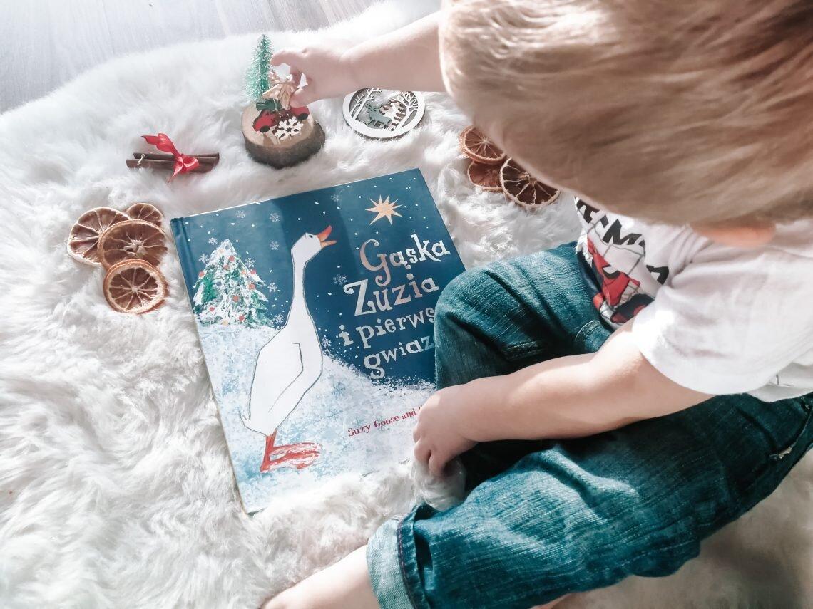 gąska zuzia dwujęzyczna książka dwujęzyczność dziecko