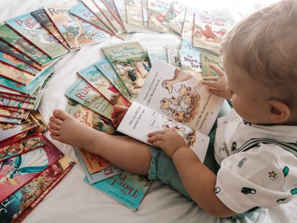 książki po angielsku dla dzieci Usborne współpraca przedstawiciel