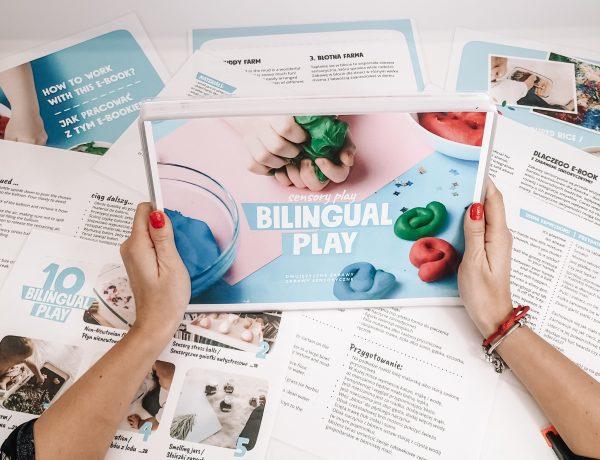 e-book dwujęzyczność angielski