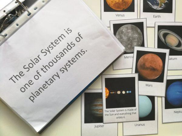 zestaw Kosmos