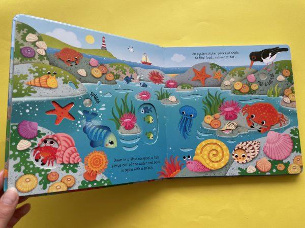 Usborne książka dżwiękowa dla dzieci
