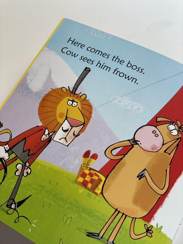 książki po angielsku dla dzieci Usborne dwujęzyczność